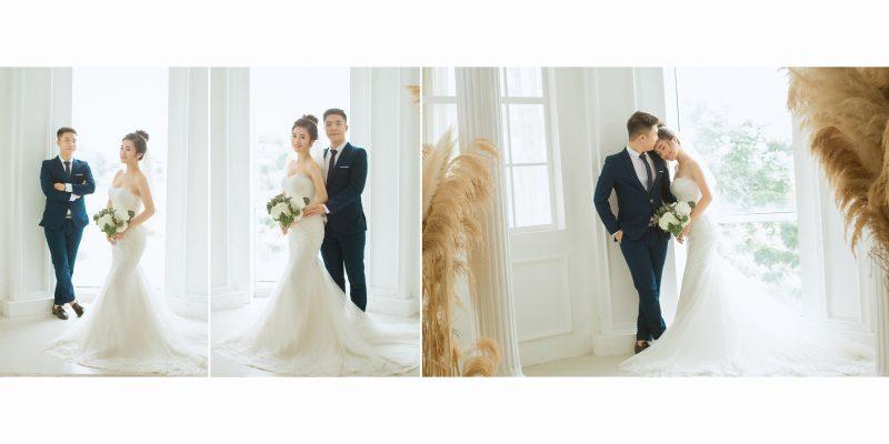 Gói chụp ảnh cưới trong phim trường