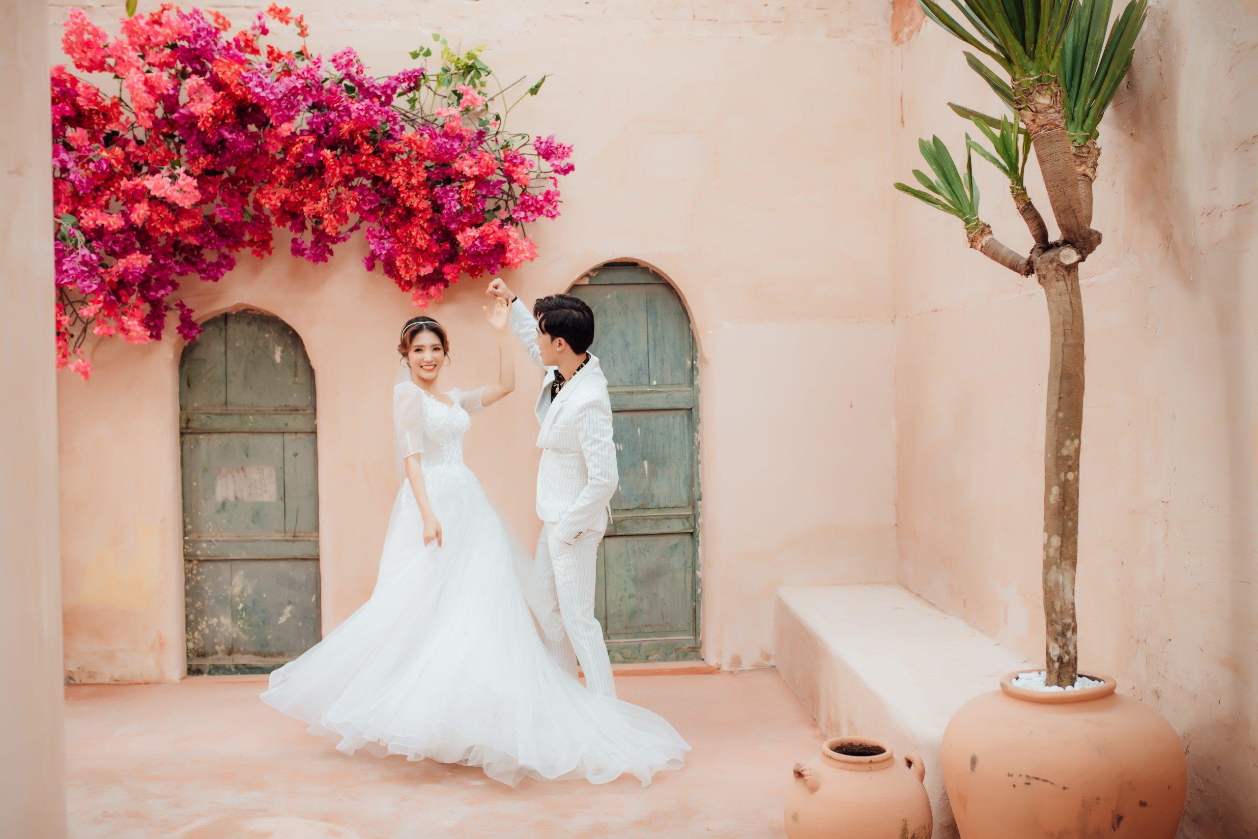 Cách chọn áo cưới đẹp cho các nàng dâu
