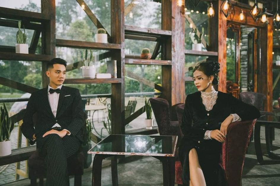 Cặp đôi Nhung – Ninh