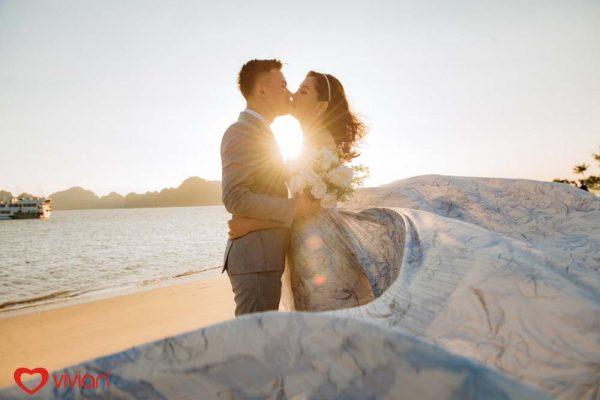 Chụp ảnh cưới bãi biển đẹp