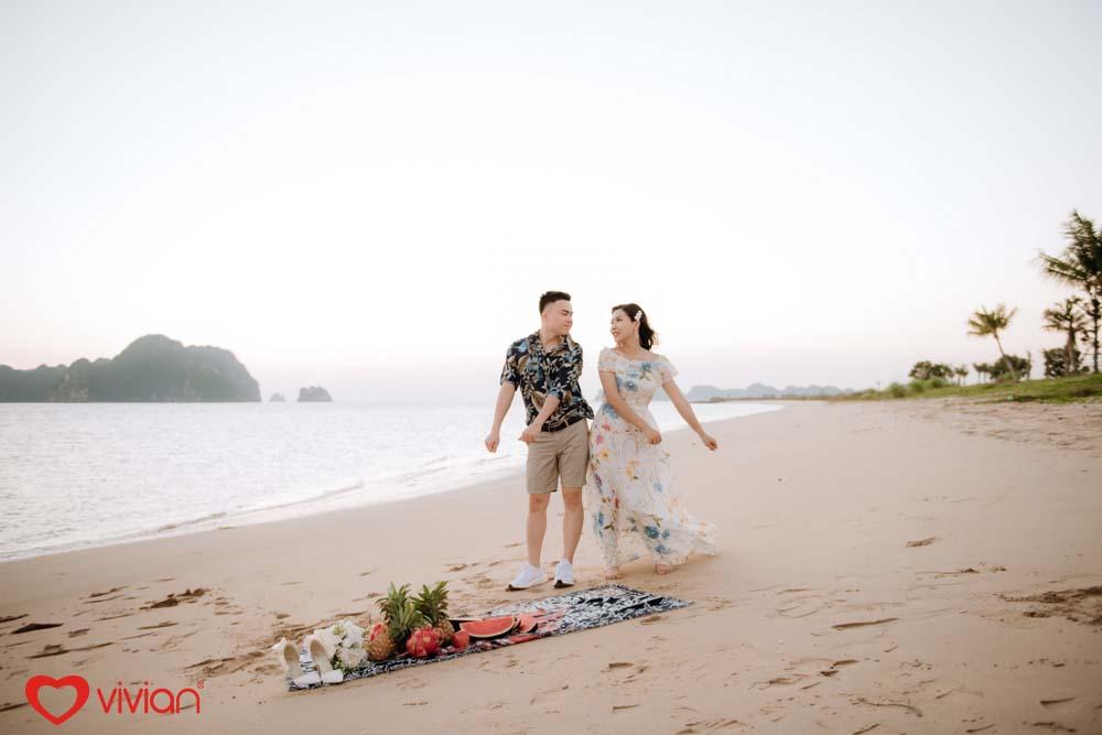 tuyệt chiêu chụp ảnh cưới ngoại cảnh