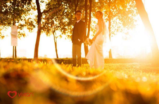 Album ảnh cưới khánh trang