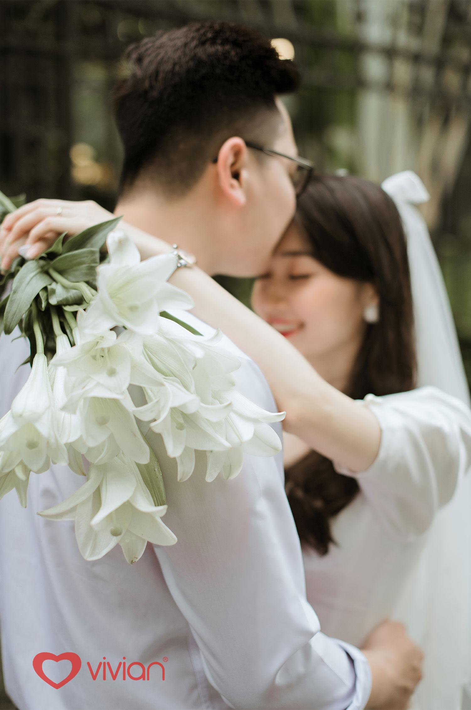 Album ảnh cưới Ni & Phương: Tái hiện câu chuyện tình yêu