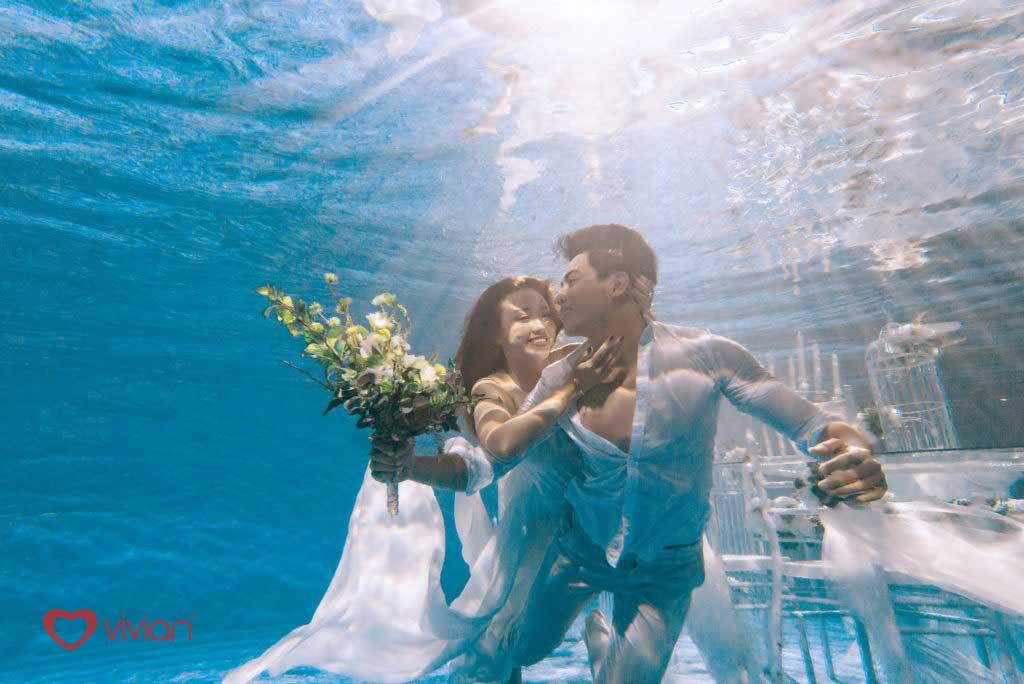 Chụp hình ảnh cưới đẹp