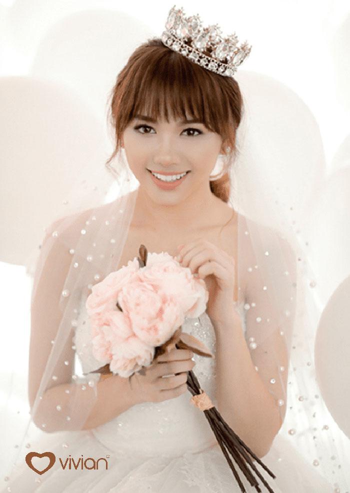 Cách trang điểm cô dâu đẹp