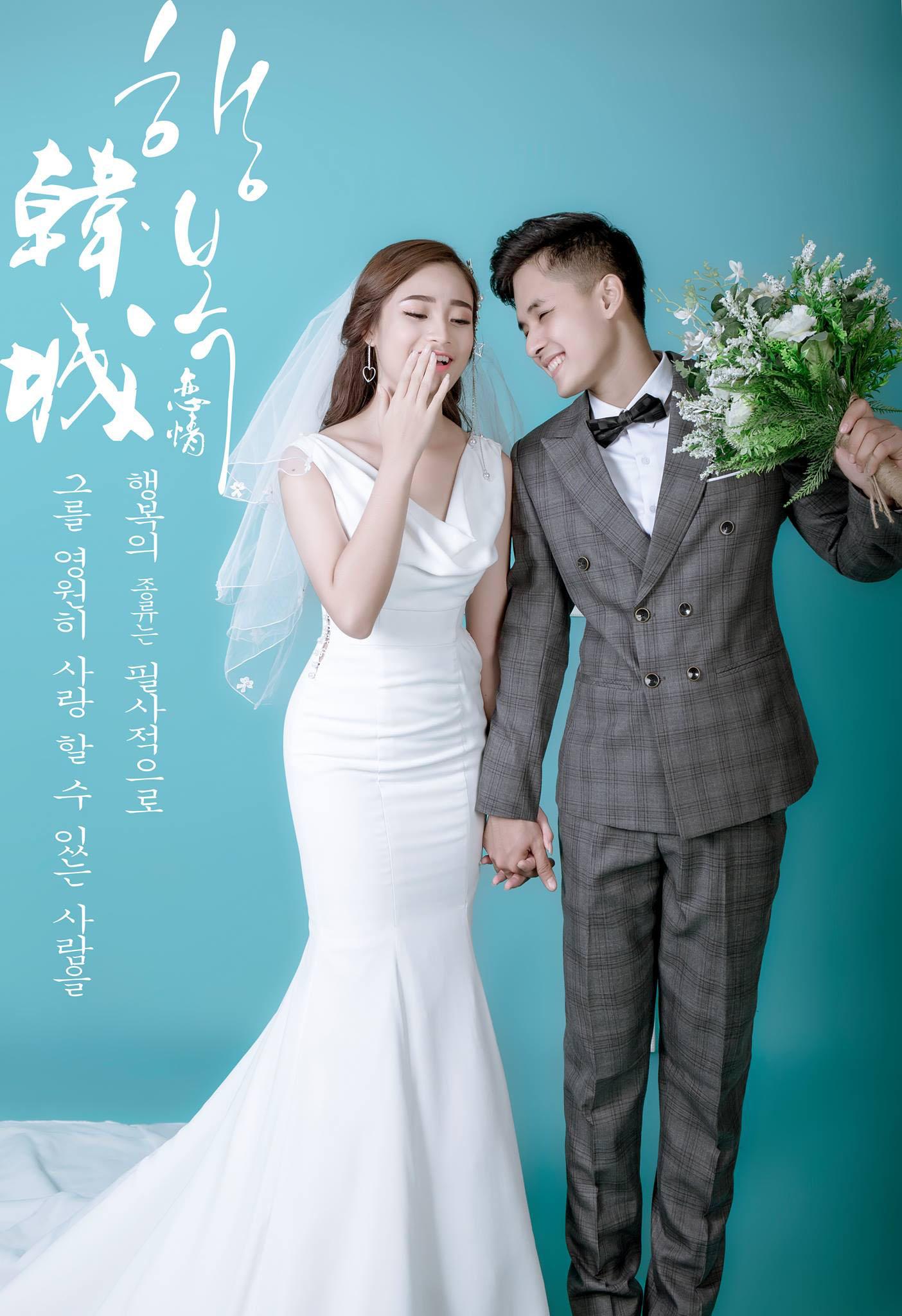 Váy cưới cho cô dâu thấp bé