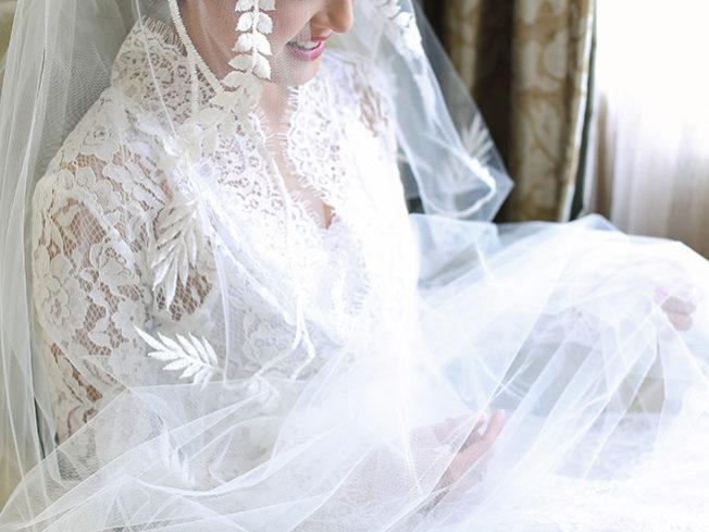 Váy cưới ren đẹp