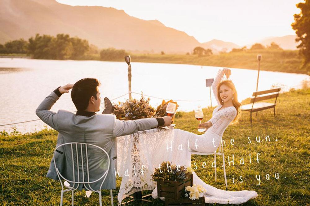Album ảnh cưới đẹp mê ly tại Yên Retreat – Đà Nẵng