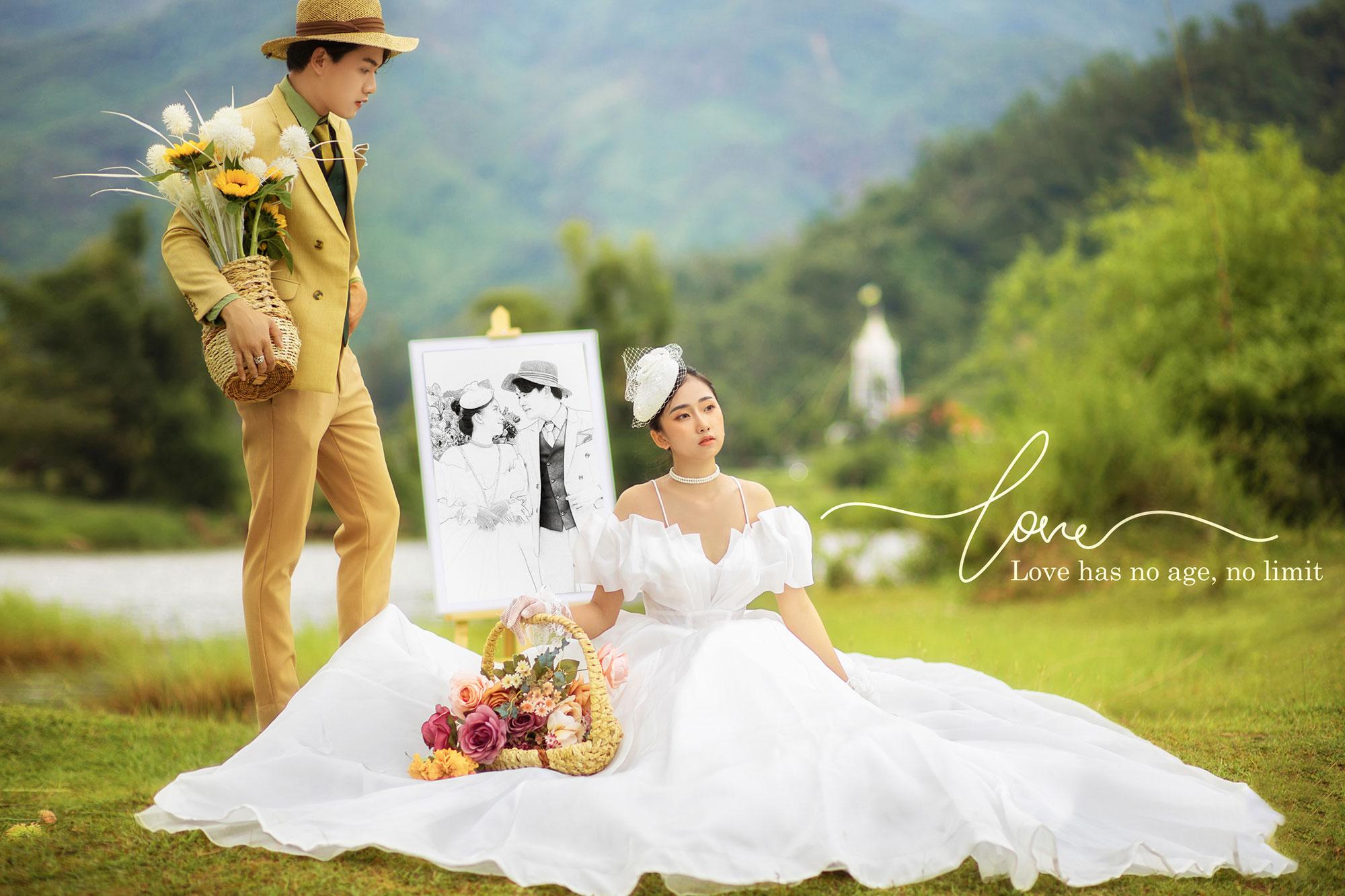 Album ảnh cưới ngoại cảnh khiến bạn muốn đi chụp ngay