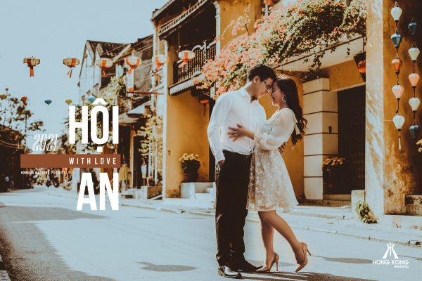 album ảnh cưới đẹp tại Hội An