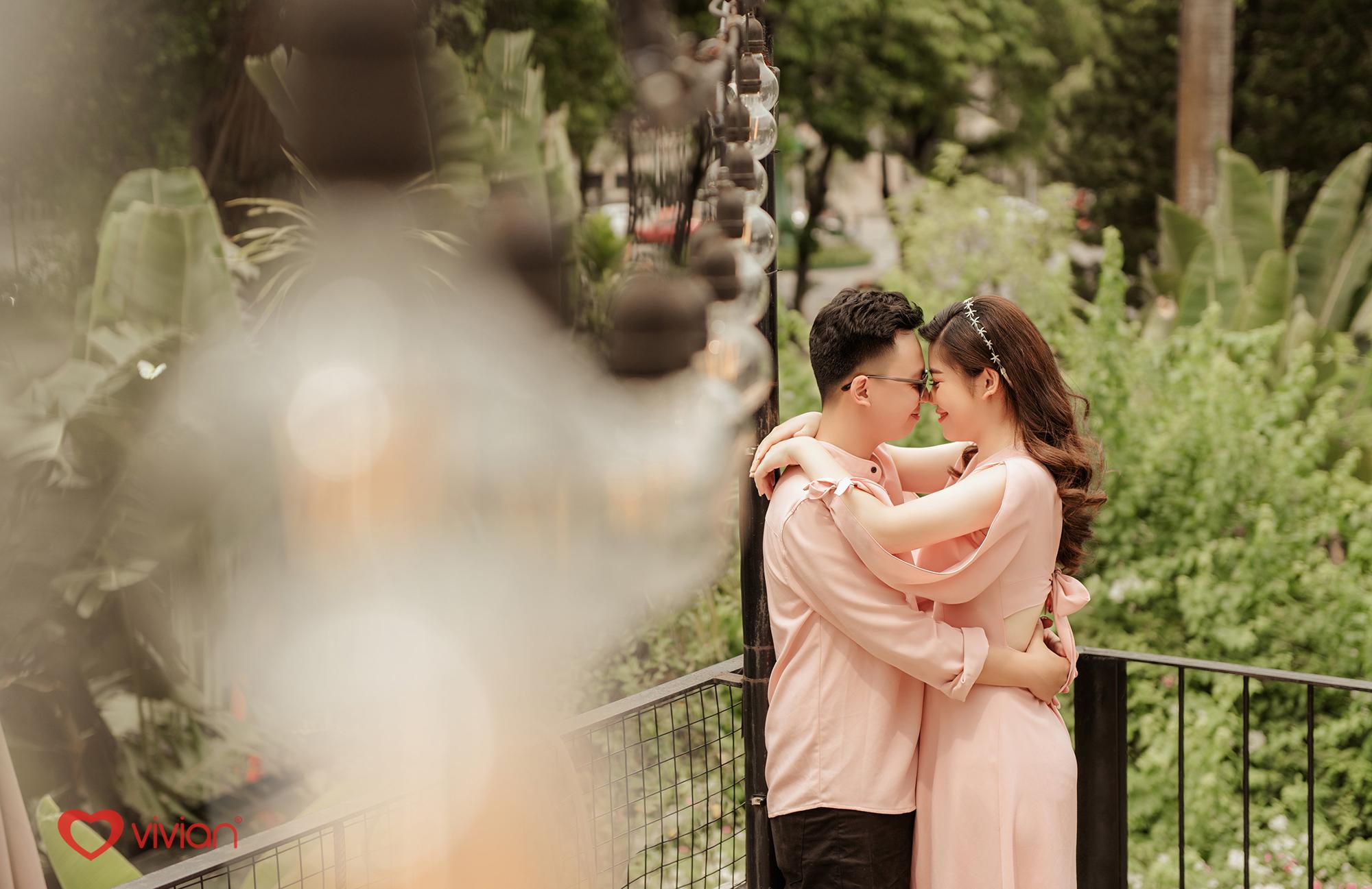 Album ảnh cưới siêu lãng mạn tại Hà Nội
